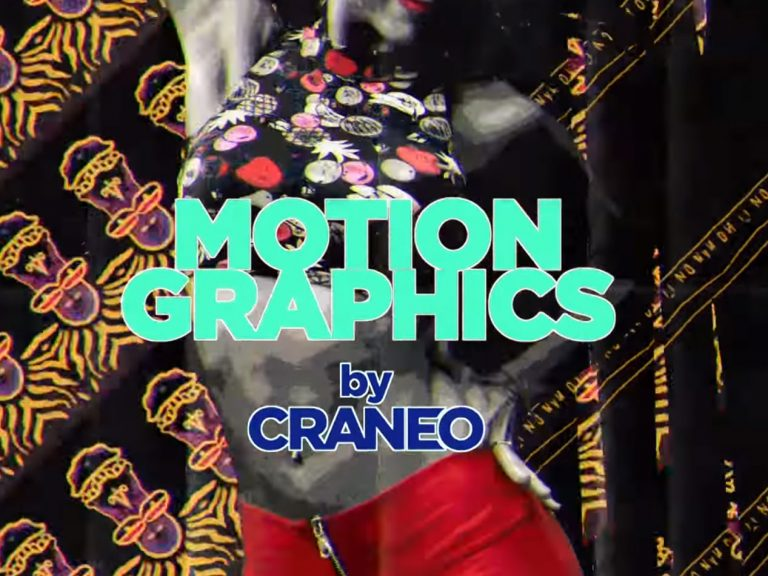 Craneo animado /// Reel Motion Craphics